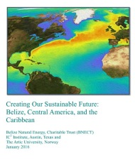 Creating Our Sustainable Future - Belize - Cover